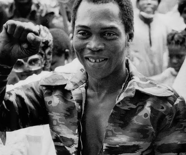 Image result for fela kuti activism