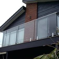 glass stair railing cost systems