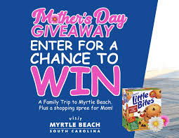family trip for 4 to myrtle beach sc