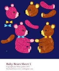 Baby Bears 5 by Jane Hilary Parker: Amazon.co.uk: Kitchen & Home