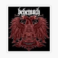 Behemoth Stickers Redbubble