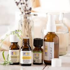 essential oil room spray recipe