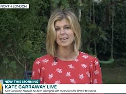 Kate Garraway back on GMB to give ...