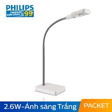 Đèn bàn Philips LED PACKET 71566 2.5W | Shopee Việt Nam