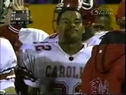 96 Carolina/Clemson game-Duce Staley highlights - YouTube