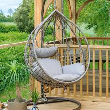 leisuregrow mille egg chair