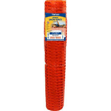 Tenax Nordic 100 Ft X 48 In Orange Contractor Snow Fence In The Erosion Fencing Department At Lowes Com