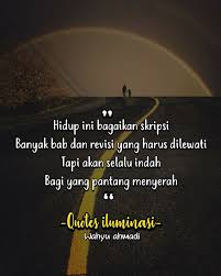 never give up 💪😊 quotes iluminasi facebook