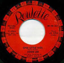 Addie Lee With Orch. Conducted By Marty Gold - One Little Kiss / Cumba  Tamba Nika (1957, Vinyl) | Discogs