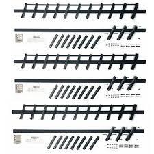 Pack Of 3 Flex Fence Versa Fence Decorative Louver System Ebay