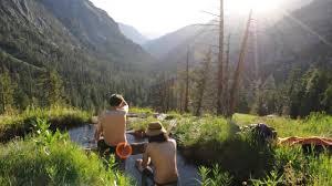 5 Days in the Sierra's - Iva Bell Hot Springs on Vimeo
