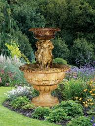 34 vintage glass garden fountains 18