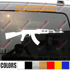 Ak 47 Ak47 Gun Car Truck Decal Bumper Sticker Windows Vinyl Die Cut Choose Size And Color Sticker Computer Sticker Diamondstickers Digital Aliexpress