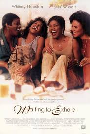Waiting To Exhale 27x40 Movie Poster (1995) | African american ...