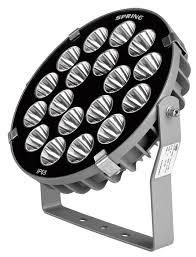ĐÈN LED SPOT CHIẾU SÁNG TRỤ TOÀ NHÀ TẠO ĐIỂM NHẤN | Đèn led, Chiếu sáng,  Tòa nhà