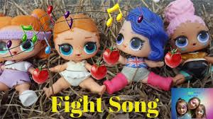 LOL Surprise Dolls Fight Song Concert ...