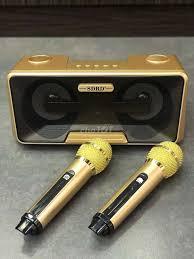Loa bluetooth Karaoke SD-301 kèm 2 mic không dây - 71017324 - Chợ Tốt