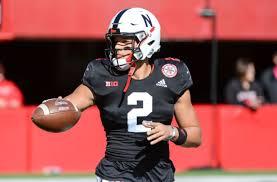Nebraska Football: Adrian Martinez does right thing by backing ...
