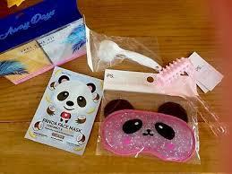 skin care ps primark panda face mask