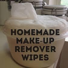 diy homemade makeup remover wipes