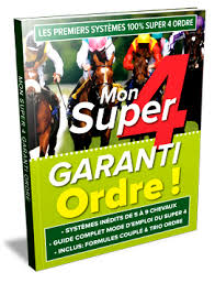 MON SUPER 4 GARANTI ORDRE 19137EB [Ebook]