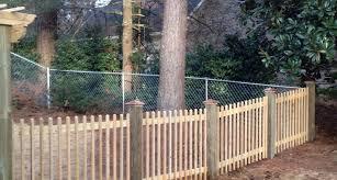 Akridge Fence Fencing