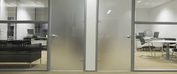 frosted glass panel opaque glass