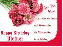 birthday wishes for mother happy birthday mom wishesmsg