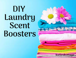diy laundry scent boosters katieskote