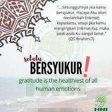 ▶️quote selalu bersyukur halal mart hni hpai facebook