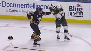 Jack Eichel Drops His Gloves To Throw Punches At Joel Eriksson Ek ...