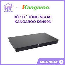Bếp từ hồng ngoại Kangaroo KG499N-HÀNG CHÍNH HÃNG Công suất bếp từ 1300W, bếp  hồng ngoại 1800W. giá rẻ 2.200.000₫
