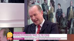 Adrian Edmondson was asked about Rik Mayall on 'GMB' [Video]