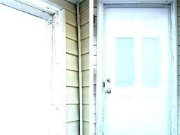 installing outside door turtlevillas co
