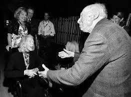 Marsha Hunt (100) and Norman Lloyd (103)... - Marsha Hunt's Sweet ...