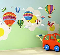 Kids Room Wall Decals In Decors
