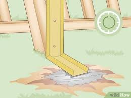 Simple Ways To Straighten Fence Posts 13 Steps With Pictures