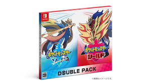 Pokemon Sword And Shield Double Pack Announced In Japan