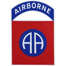 82nd Airborne Division Vinyl Decal Usamm