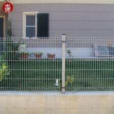 Decorative Galvanized Welded Wire Mesh Fencing With Metal Posts Buy Welded Wire Mesh Fencing Decorative Metal Fence Galvanized Fence Panel Product On Alibaba Com