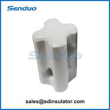 Porcelain Ceramic Electric Fence Insulators Manufacturers Senduo Insulators