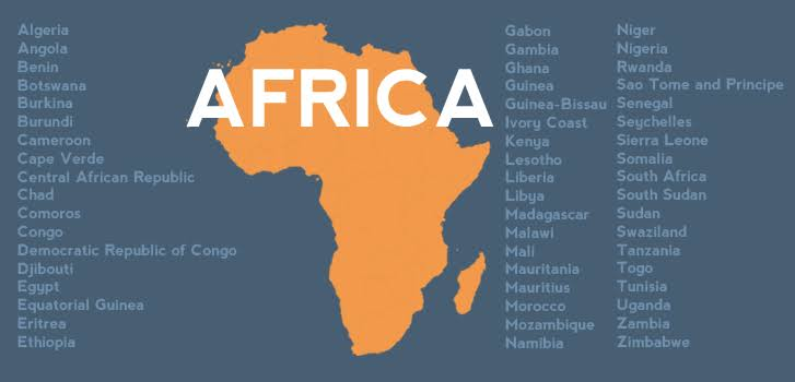 Image result for countries of africa