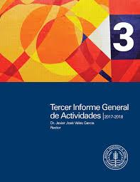 Informe General De Actividades 2017 2018 By Instituto Tecnologico De Sonora Issuu