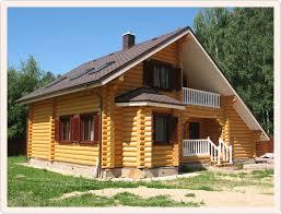 ГринСруб - Срубы домов недорого под ключ - Бревно или брус для ...