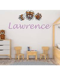 New Bargains On Personalized Boy S Name Wall Decal Choose Your Own Name And Letter Style Multiple Sizes Bedroom Decoration Boy S Nursery Wall Decor Boy S Room Decorations Wall Decal Sticker Nursery Wall Decal
