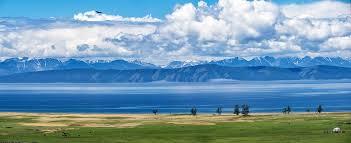 パノラマ風景 フブスグル湖 東岸から西岸 - Pixabayの無料写真