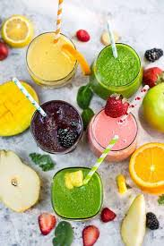 5 healthy smoothies that taste good