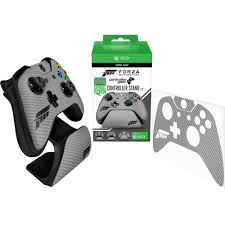 Customer Reviews Controller Gear Forza Carbon Fiber Xbox One Controller Skin And Stand Set Limited Edition Gwp Opus Controller Skin Best Buy
