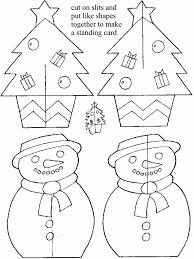 Kerst Kleurplaat Kinderen Kerstmis Knutselen Kerst Knutselen