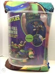 teenage mutant ninja turtles 4pc twin